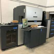 Офсетная печатная машина HP Indigo 5600 - почти новая, в Омске