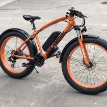 Электровелосипед фэтбайк с гарантией на электрику, в Домодедове