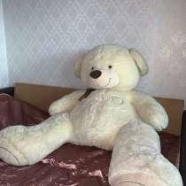 Плюшевый медведь,140 см, в Москве