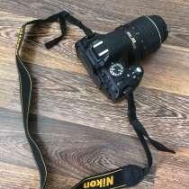 Фотоаппарат Nikon D5100, в Липецке