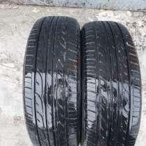 2 летние шины Dunlop Enasave EC 202 195/65 R14, в Кемерове