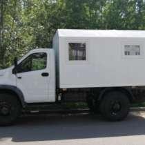Автодом, автокемпер, дом на колесах, передвижной жилой, в Казани