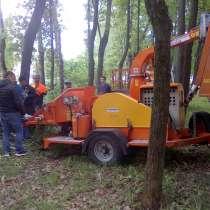 Дробилка веток и деревьев в аренду в Щелково, в Щелково
