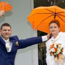 Профессиональная видеосъемка свадеб, в Подольске