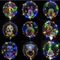Светящиеся воздушные шары оптом от 90р, в Ростове-на-Дону