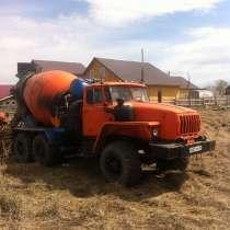 Миксер (бетоносмеситель) вездеход, в Кемерове