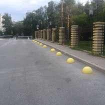 Бетонная полусфера d400хh200 мм (парковочный ограничитель), в Нижнем Новгороде