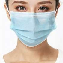 Face Mask Tie On Surgical Blue 50/Bx, 6 BX/CA, в г.New York Mills