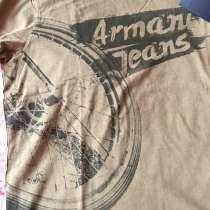 Футболка Armani jeans, в г.Каменец-Подольский