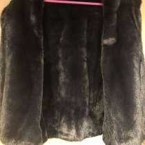 Продаю женскую куртку питон внутри норка, в Москве
