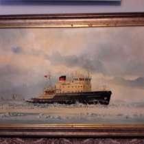 Картина, в г.Баку