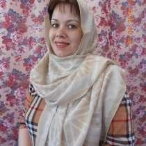 Весенне-осенний шарф, в Бологом