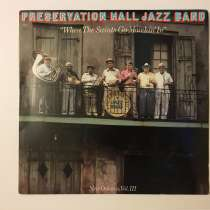 Диксиленд / New Orleans Vol III US CBS 1983 mint, в Москве