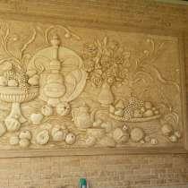 Барельеф. Архитектурный декор, в г.Ташкент