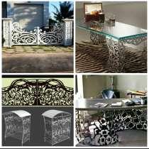 Дизайнерское изготовление мебели и декора из металла, в г.Атырау