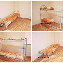 Продаём металлические кровати эконом-класса, в г.Витебск