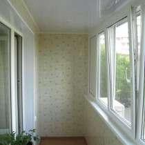 Отделка балконов, в Томске