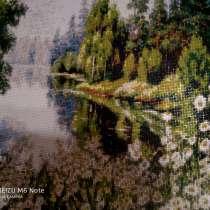 "Алмазная картина ""Ромашки у реки"""", в Челябинске"