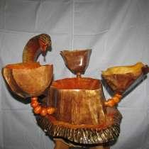 Коллекция вазочек ручная штучная работа сувель берёзы, в Иванове