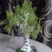 Деревья из бисера, в Рубцовске