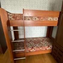 Кровать двухъярусная, в Москве