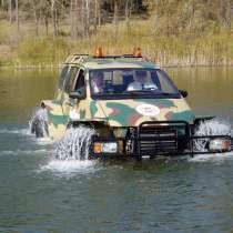 Внедорожное транспортное средство снеогоболотоход БРОНТО 192, в Москве