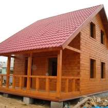 Строительство из брус, в Иркутске