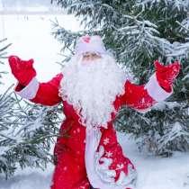 Дед Мороз и Снегурочка, в Уфе