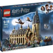 LEGO Harry Potter 75954 Большой зал Хогвартса, в Москве
