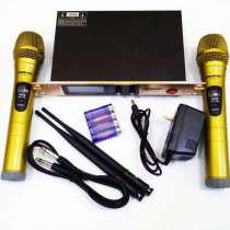 Радиосистема Shure SH-300G база 2 радиомикрофона, в г.Киев