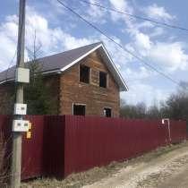 Продам недостроенный дом, в Орехово-Зуево