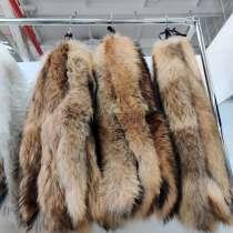 Меховые опушки из енота, в Москве
