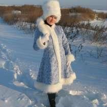 Дед Мороз и Снегурочка на поселке Котовского, Одесса, в г.Одесса