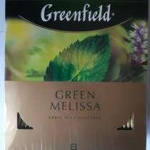Чай черный Greenfield, Saito. Чай зелёный Greenfield и т. д, в Москве