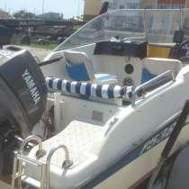 Продам катер Нептун-470 с 2-х. тактным мотором Ямаха-40, в Новороссийске