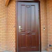 Установка входных железных дверей, в Тюмени