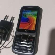 Мобильный телефон Fly DS123 (черно-серый), в г.Жодино