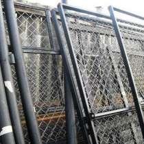 Ворота и калитки металлические, в Иванове