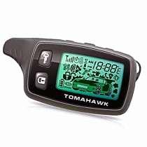 Брелок пульт Tomahawk 9010 установка +чехол в подарок, в г.Алматы