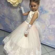 Платье нарядное 122-128, в Красноярске