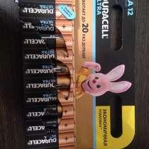 Батарейки Duracell Ultra 12шт, в Абакане