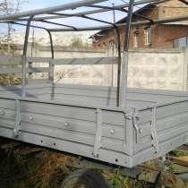 Продается Кузов ФЕРМЕР 33023 (в нем борта металл.), в Иванове