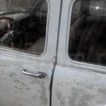 Москвич 407 1958 года выпуска, в Иркутске