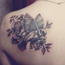 Татуировка, в Москве