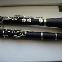 Продаю кларнет «Дольне» (Париж) in B, французской системы, в Санкт-Петербурге