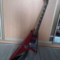 Продам электро гитару, в Хабаровске