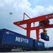 Грузовые перевозка из Китая в Москву, в г.Гуанчжоу