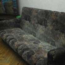 Продам б/у диван! и 2 кресла!!!, в Санкт-Петербурге