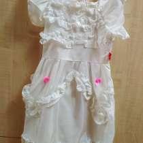 Платье нарядное для девочки 30 размер, в Чебоксарах