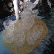 Продам хрусталь-богемия, в Красноярске